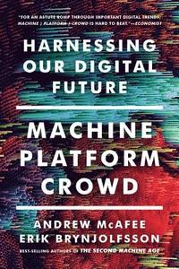 Machine, Platform, Crowd book cover.